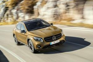 [VIDEO] Nowy Mercedes-Benz GLA – Program fitness dla kompaktowego SUV-a